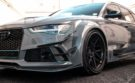 DarwinPro Bodykit Audi RS6 Tuning ADV.1 Wheels 38 135x83 Brutal   DarwinPro Bodykit am Audi RS6 von RACE! South Africa