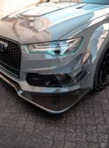 DarwinPro Bodykit Audi RS6 Tuning ADV.1 Wheels 40 155x209 Brutal   DarwinPro Bodykit am Audi RS6 von RACE! South Africa