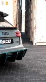 DarwinPro Bodykit Audi RS6 Tuning ADV.1 Wheels 46 155x275 Brutal   DarwinPro Bodykit am Audi RS6 von RACE! South Africa