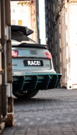 DarwinPro Bodykit Audi RS6 Tuning ADV.1 Wheels 47 155x270 Brutal   DarwinPro Bodykit am Audi RS6 von RACE! South Africa