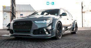 DarwinPro Bodykit Audi RS6 Tuning ADV.1 Wheels 53 310x165 Brutal   DarwinPro Bodykit am Audi RS6 von RACE! South Africa
