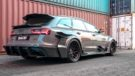DarwinPro Bodykit Audi RS6 Tuning ADV.1 Wheels 56 135x76 Brutal   DarwinPro Bodykit am Audi RS6 von RACE! South Africa