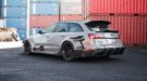 DarwinPro Bodykit Audi RS6 Tuning ADV.1 Wheels 59 135x75 Brutal   DarwinPro Bodykit am Audi RS6 von RACE! South Africa