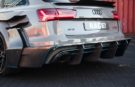 DarwinPro Bodykit Audi RS6 Tuning ADV.1 Wheels 60 135x87 Brutal   DarwinPro Bodykit am Audi RS6 von RACE! South Africa