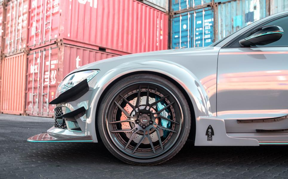 DarwinPro Bodykit Audi RS6 Tuning ADV.1 Wheels 67 Brutal   DarwinPro Bodykit am Audi RS6 von RACE! South Africa