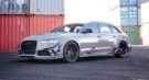 DarwinPro Bodykit Audi RS6 Tuning ADV.1 Wheels 68 135x73 Brutal   DarwinPro Bodykit am Audi RS6 von RACE! South Africa