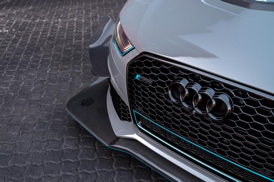 DarwinPro Bodykit Audi RS6 Tuning ADV.1 Wheels 75 Brutal   DarwinPro Bodykit am Audi RS6 von RACE! South Africa