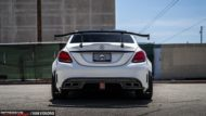 Darwinpro Wide Body Mercedes Benz C63s W205 Tuning 1 190x107 Fett   Darwinpro Widebody Kit am Mercedes C63s AMG