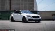 Darwinpro Wide Body Mercedes Benz C63s W205 Tuning 2 190x107 Fett   Darwinpro Widebody Kit am Mercedes C63s AMG