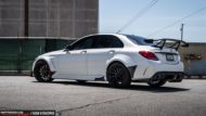 Darwinpro Wide Body Mercedes Benz C63s W205 Tuning 3 190x107 Fett   Darwinpro Widebody Kit am Mercedes C63s AMG