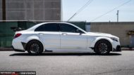 Darwinpro Wide Body Mercedes Benz C63s W205 Tuning 5 190x107 Fett   Darwinpro Widebody Kit am Mercedes C63s AMG