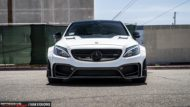 Darwinpro Wide Body Mercedes Benz C63s W205 Tuning 7 190x107 Fett   Darwinpro Widebody Kit am Mercedes C63s AMG