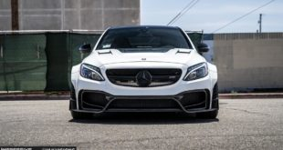 Darwinpro Wide Body Mercedes Benz C63s W205 Tuning 7 310x165 Fett   Darwinpro Widebody Kit am Mercedes C63s AMG