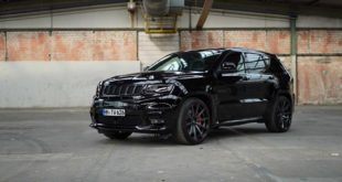 GME Tuning Jeep Grand Cherokee SRT Tuning 2018 2 310x165 Jeep Grand Cherokee Track Hork EDGE CUSTOMS Edition