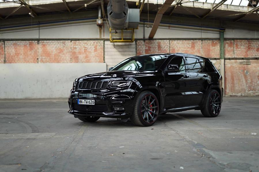 GME Tuning Jeep Grand Cherokee SRT Tuning 2018 2 GME Tuning   620 PS & 756 NM Jeep Grand Cherokee SRT