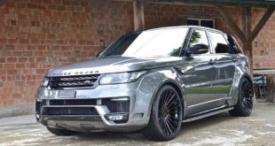 Hamann Widebody Range Rover Sport Tuning 2018 5 310x165 Hamann Widebody Range Rover Sport by DS automobile