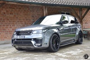 Hamann Widebody Range Rover Sport Tuning 2018 5 310x205 Hamann Widebody Range Rover Sport by DS automobile