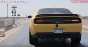 Hennessey Performance Dodge Challenger Demon HPE1000 310x165 Oberhammer: Edge Customs Dodge Challenger SRT Demon