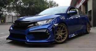 Honda Civic Bodykit Tuning TopMix 4 1 310x165 2019 Mugen RC20GT Honda Civic Type R + Alternative
