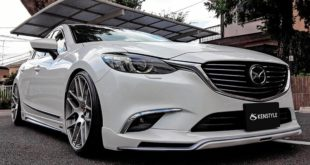 KENSTYLE Bodykit Mazda 6 VFL Tuning 6 310x165 Ohne Worte: Titan Knight Widebody Kit am Mazda 3 (BN)