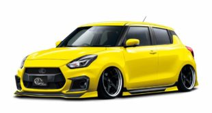 Kuhl Racing Suzuki Swift ZC33S Bodykit Tuning 1 310x165 Vorschau: Nissan GT R Widebody Projekt 2020 by Kuhl racing