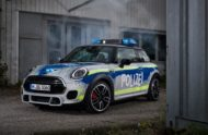 MINI John Cooper Works F56 RETTmobil 2018 Tuning Polizei 11 190x124 RETTmobil 2018   Polizei Design am MINI John Cooper Works F56