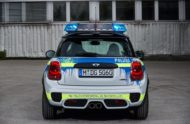 MINI John Cooper Works F56 RETTmobil 2018 Tuning Polizei 3 190x124 RETTmobil 2018   Polizei Design am MINI John Cooper Works F56