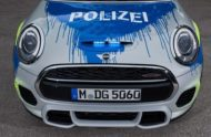 MINI John Cooper Works F56 RETTmobil 2018 Tuning Polizei 4 190x124 RETTmobil 2018   Polizei Design am MINI John Cooper Works F56