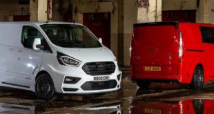 MS RT Ford Transit Custom SPORT 2018 Tuning 1 310x165 2020 Ford Transit Connect als MS RT R120 Special Edition!