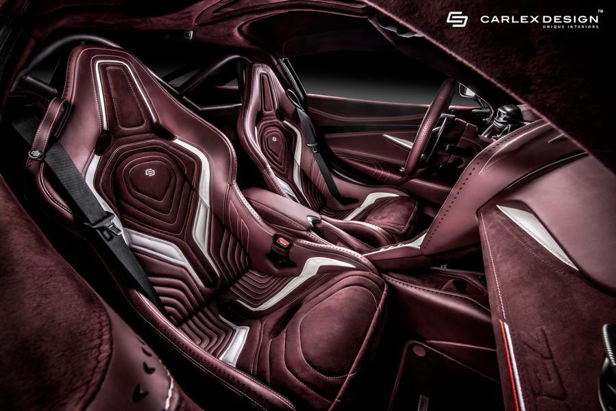 McLaren 720S Tuning Carlex Design Interieur 17 Tuning im Interieur   welche Veredelungsmöglichkeiten gibt es?