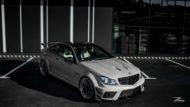 Mercedes C63 AMG BS W204 Z Performance Tuning 1 190x107 Mercedes C63 AMG Black Series Style auf Z Performance Felgen