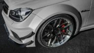 Mercedes C63 AMG BS W204 Z Performance Tuning 11 190x107 Mercedes C63 AMG Black Series Style auf Z Performance Felgen