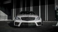 Mercedes C63 AMG BS W204 Z Performance Tuning 13 190x107 Mercedes C63 AMG Black Series Style auf Z Performance Felgen