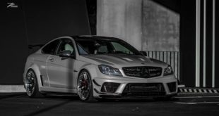 Mercedes C63 AMG BS W204 Z Performance Tuning 3 310x165 Brutal tief   BMW F22 235i mit Airride & Z Performance Wheels