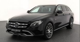 مرسيدس E220d جميع التضاريس W213 Brabus Tuning 7 310x165 Disclusive Mercedes E220d All Terrain with Brabus D3 Power