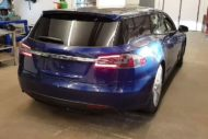 QWEST Norfolk Tesla Model S Kombi Shootingbrake Tuning 8 190x127 Video: Tesla Model S als Kombi vom Tuner QWest Norfolk