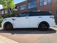 Range Rover Sport Hamann Motorsport Widebody Kit 23 Zoll Tuning 10 190x143 Hamann 23 Zöller & Widebody Kit am Range Rover Sport