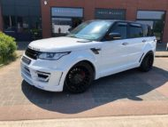 Range Rover Sport Hamann Motorsport Widebody Kit 23 Zoll Tuning 2 190x143 Hamann 23 Zöller & Widebody Kit am Range Rover Sport
