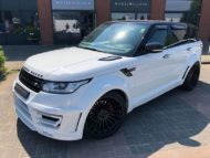 Range Rover Sport Hamann Motorsport Widebody Kit 23 Zoll Tuning 5 190x143 Hamann 23 Zöller & Widebody Kit am Range Rover Sport