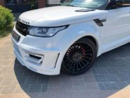 Range Rover Sport Hamann Motorsport Widebody Kit 23 Zoll Tuning 7 190x143 Hamann 23 Zöller & Widebody Kit am Range Rover Sport