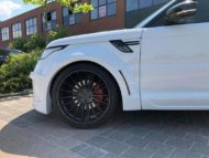 Range Rover Sport Hamann Motorsport Widebody Kit 23 Zoll Tuning 8 190x143 Hamann 23 Zöller & Widebody Kit am Range Rover Sport