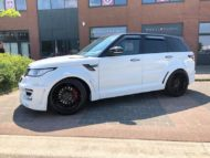Range Rover Sport Hamann Motorsport Widebody Kit 23 Zoll Tuning 9 190x143 Hamann 23 Zöller & Widebody Kit am Range Rover Sport