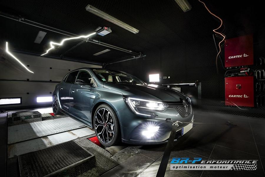 clearly - 320 ps & 447 nm in the renault megane 4 rs 1.8 tce
