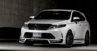 Rowen International Bodykit ZSU60W Toyota Harrier 2017 Tuning 10 310x165 Facelift   ROWEN International Toyota Harrier mit Bodykit