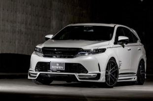 Rowen International Bodykit ZSU60W Toyota Harrier 2017 Tuning 10 310x205 Facelift   ROWEN International Toyota Harrier mit Bodykit