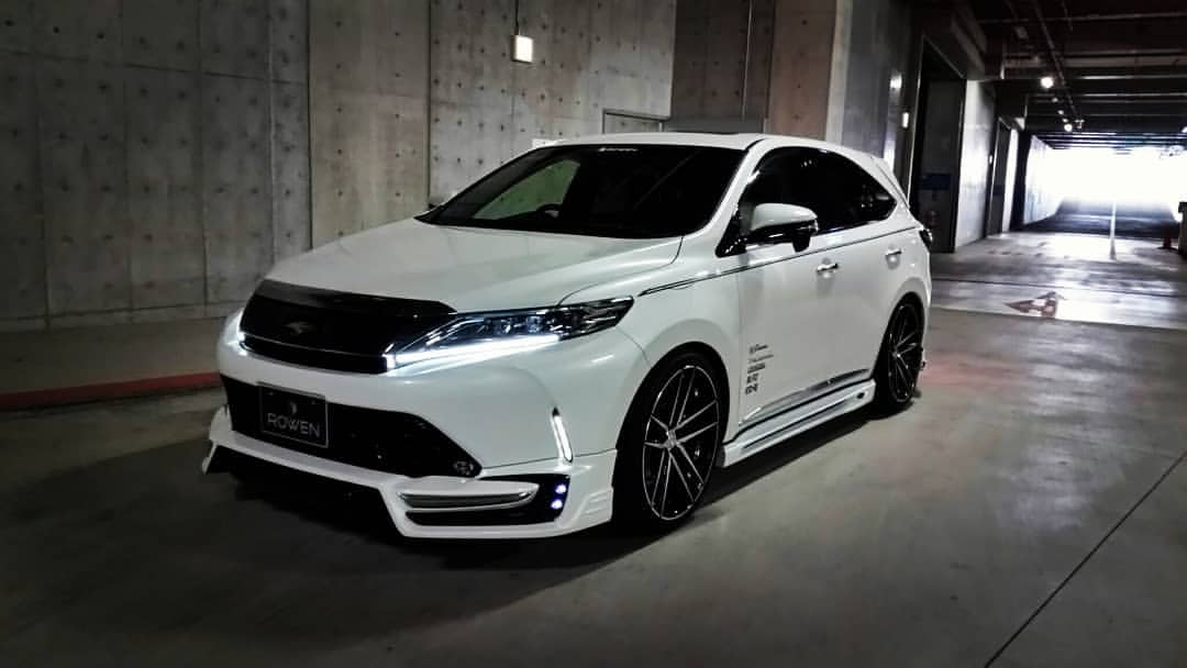 Rowen International Bodykit ZSU60W Toyota Harrier 2017 Tuning (3)