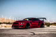 STAGE 3 Performance Ford Mustang GT Tuning Widebody 3 190x127 Video: Stage3 Performance V2 kit am Ford Mustang GT