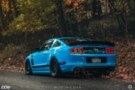 Shelby Ford Mustang GT500 CCW Felgen Tuning 17 190x127 Fotostory: Shelby Ford Mustang GT500 auf CCW Felgen
