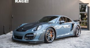 TECHART GTStreet R Porsche 911 991.2 Turbo S Tuning Bodykit 1 310x165 Extrem heftig   TECHART GTStreet R by RACE! South Africa
