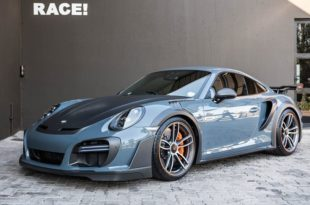 TECHART GTStreet R Porsche 911 991.2 Turbo S Tuning Bodykit 1 310x205 Extrem heftig   TECHART GTStreet R by RACE! South Africa